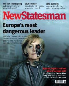 Ackermann-Geburtstag im Kanzleramt: Merkels große Bankersause - taz.de