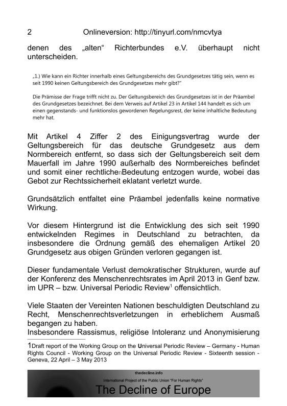 Scheinurteile und Scheinbeschlüsse - Neue Richtervereinigung _01
