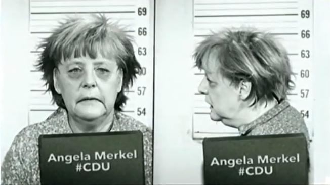 IM ERIKA into jail