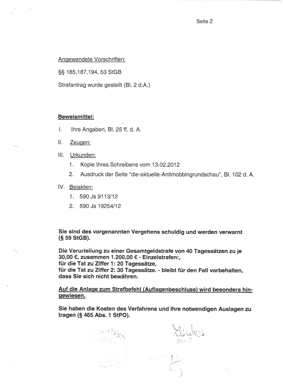 Strafbefehl AG Eckernförde02